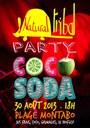Soirée Natural Tribal au Coco Soda Bar